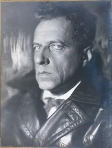 Фото: Моисей Наппельбаум, Всеволод Мейерхольд, 1929